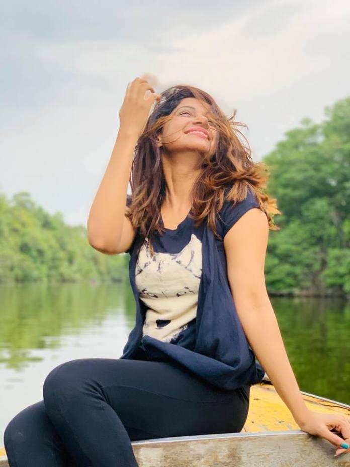 Sohana Saba Bangladeshi Actress & Model Images & Short Bio 34