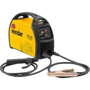Máquina De Solda Inversora Tig/ Eletr. Riv 166 Bivolt Vonder