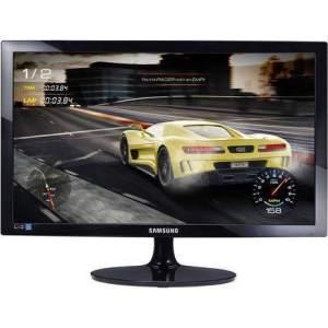 "Monitor Samsung 24"" Led Gamer Full Hd 75hz 1ms Hdmi D-Sub - Ls24d332hsx/Zd"