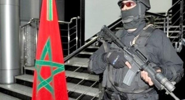 أكادير : تفكيك خلية إرهابية كانت بصدد تنفيذ عمليات إرهابية بواسطة عبوات ناسفة ومواد سامة.