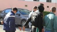 العصابة الخطيرة التي تنشط في مجال السرقة من داخل السيارات بأكادير وإنزكان تسقط في قبضة أمن تيزنيت