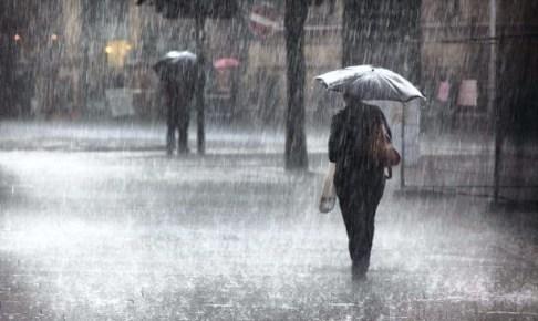 نشرة إنذارية..أمطار قوية وعاصفية مساء اليوم السبت بأكادير وإنزكان، وأيت ملول، وتيزنيت،وتارودانت  واشتوكة أيت باها.
