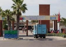 أكادير:رئيس نادي رياضي بسوس ينجو رفقة اللاعبين من موت محقق بعد حادث مروع بطريق أكادير