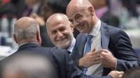 """رسميا:أنفانتينو رئيسا جديدا لـ """"الفيفا"""""""