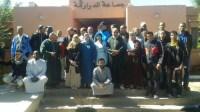 """أكادير: جماعة الدراركة تكرم """" أسود الدراركة """" بعد إقصائها في الحفل التكريمي لشيماء كزان"""