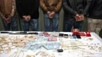 دورية للدرك الملكي و مصالح الأمن تسقط عصابة متخصصة في تكبيل الحراس و سرقة المجوهرات