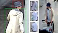 """(+فيديو يُنشر لأول مرة) تتبع مسار """"صاحب القبعة"""" المتهم بتفجيرات"""