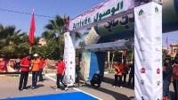 أكادير: تحطيم الرقم القياسي للسباق الوطني على الطريق الذي نظمه نادي العرفان لالعاب القوى بالدراركة