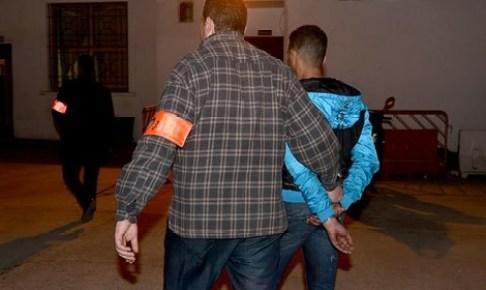 اعتقال أخطر عدو للطلبة والطالبات بأيت ملول بعد مطاردة عرفت طريفة مثيرة في قناة لصرف المياه.