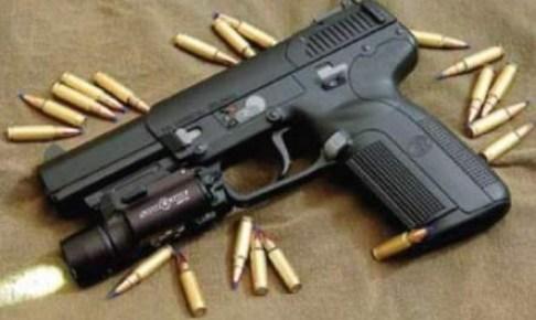 إستنفار أمني بعد العثور على مسدس لدى مستخدم بدار للضيافة