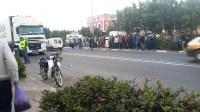 +صورة: نجاة سيدة من موت محقق في حادثة سير خطيرة باشتوكة أيت باها