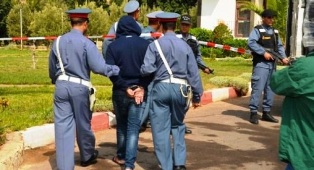 تهمة الفساد تجر شابا إلى الإعتقال باشتوكة أيت باها.