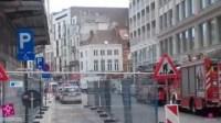 عاجل حالة طوارئ ببلجيكا وارهابي يهدد بتفجير نفسه