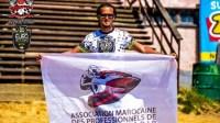 نادي أكادير في بطولة أوروبا المفتوحة، وتعيين عبد الحليم العايدي ممثلا رسميا للإتحاد الدولي لرياضة الدراجات المائية بالمغرب