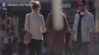 شخص يعتدى على المسلمين لفظيا فى شوارع استراليا, شاهد رد فعل الناس (تجربه اجتماعيه)