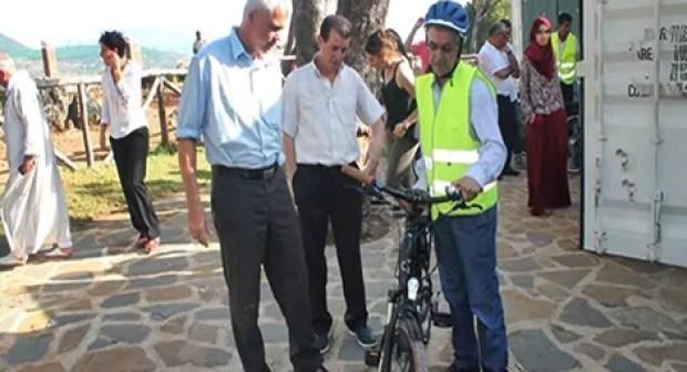 في انتظار اكادير: جماعة مغربية تخصص دراجات كهربائية لموظفيها