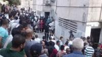 صادم:بالصور والفيديو أم جزائرية نحرت ابنيها بعد جلسة للرقية الشرعية في غياب زوجها
