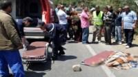 سيارة تقتل سائق دراجة نارية في حادثة سيـر خطيرة بإنزكان