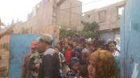 نساء الدراركة يخرجن في وقفة إحتجاجية عارمة ويهددن بمسيرة صوب أكادير
