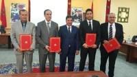 التوقيع على اتفاقية شراكة حول تشجيع المقاولات الصغرى بإقليم طاطا