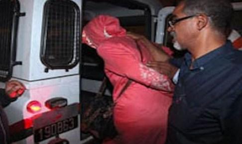 الدعارة وتهم أخرى خطيرة تقود ممثلة مشهورة رفقة مرافقيها إلى الاعتقال بإنزكان.