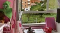رضيع مغربي سقط من الطابق الرابع ينقذ حياة 3 أطفال إسبانيين