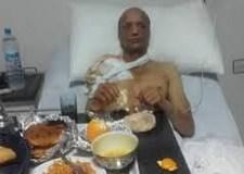 عاجل: نقل الفنان جواد السايح إلى مستعجلات المستشفى العسكري بمدينة كلميم.