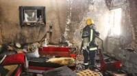 عاجل بالفيديو :حريق مهول يودي بحياة 3 أطفال بالداخلة