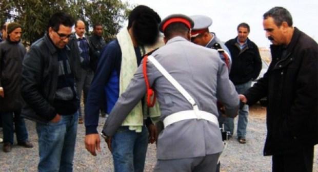 اعتقال شقيق رئيس جماعة بضواحي تافروات اغتصب امرأة تسعينية والأخير تحرك من أجل إطلاق سراحه
