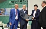 المركز الدولي للوساطة و التحكيم يحتفي بالأستاذ عبد الله الجعفري الرئيس الأول لمحكمة الاستئناف بأكادير