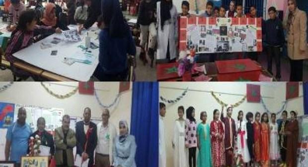 بالصور:أنشطة متنوعة ومتميزة في احتفالات مجموعة مدارس فكري بأكادير بذكرى وثيقة المطالبة بالاستقلال