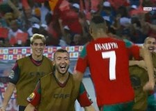 +الاهداف:ثلاثية المنتخب الوطني في شباك طوغو تعيد الأمل إلى نفوس المغاربة