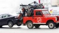 أكادير:العشرات من شاحنات التهريب الدولي للمخدرات والسيارت المزورة عرضة للضياع بمحجز اكادير