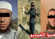 بالفيديو:هكذا كان يتلو قاتل زوجين القرآن الكريم قبل أن يتحول إلى قاتل يسفك الدماء تفاصيل أخرى مثيرة