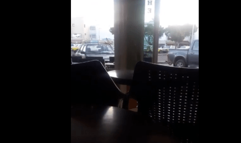 فيديو حصري: لحظة وقوع الهزة الأرضية بأكادير وهلع المواطنين
