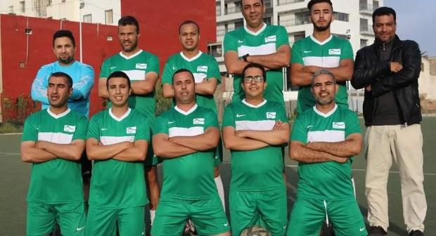 فريق الصحافة بأكادير يفوز بكأس دوري ملتقى انبعاث سوس الدولي للحلاقة