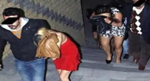 صادم بأكادير: الدعارة تقود رئيس اتحاد الملاك، و أجنبيين وثلاثة فتيات إلى الاعتقال.