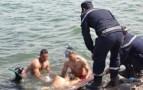 نجاة 6 مهاجرين مغاربة وفقدان 9 آخرين في انقلاب قارب للصيد التقليدي وسط بحر سيدي إفني