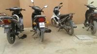 القليعة: توقيف عصابة متخصصة في سرقة الدراجات النارية