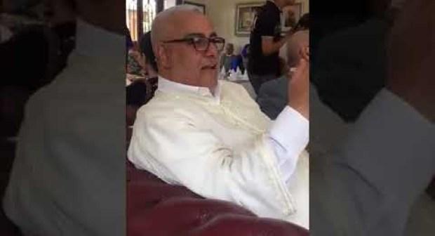 """+فيديو:ابن كيران يغني ل""""أم كلثوم"""" في مناسبة عائلية"""
