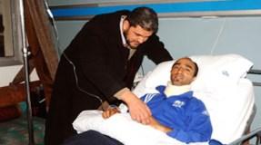 """الحكم الدولي السابق"""" رمسيس"""" يخضع لعملية جراحية ناجحة في العنق"""