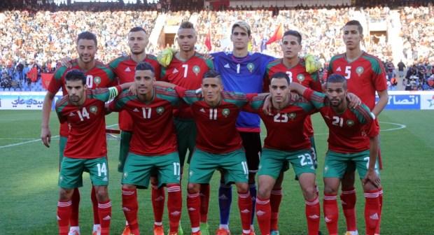 المنتخب المغربي يحافط على مركزه في التصنيف العالمي