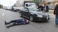 وفاة شرطي وإصابة زميله بكسور خطيرة في حادثة سير مروعة وهذه هي التفاصيل