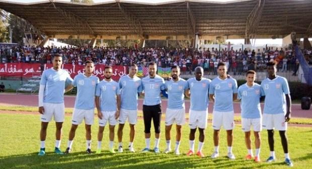 حسنية أكادير تقدم لاعبيها الجدد أمام أنصارها بملعب الانبعاث
