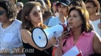 فيديو . فتيات أمام البرلمان : باراكا من الكبت ..قيلونا عليكم
