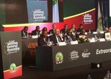 """""""الكاف"""" يزف خبرا سارا للمغاربة بخصوص تنظيم كأس افريقيا"""