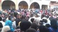 """أكادير: أعمال عنف و مواجهات بالأسلحة البيضاء وصراخ و عويل في احتفالات """"بوجلود""""، تنتهي بقسم المستعجلات"""