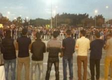 العشرات يقفون احتجاجا بأكادير بسبب ثورة العطش