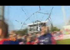 فيديو طريف – زياش يكسر كاميرا مصور صحافي برأسه