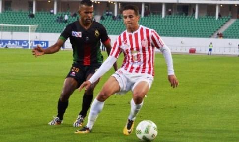 حسنية أكادير يهدر فرصة الإنفراد بصدراة البطولة، بعد التعادل مع الجيش بملعب أدرار